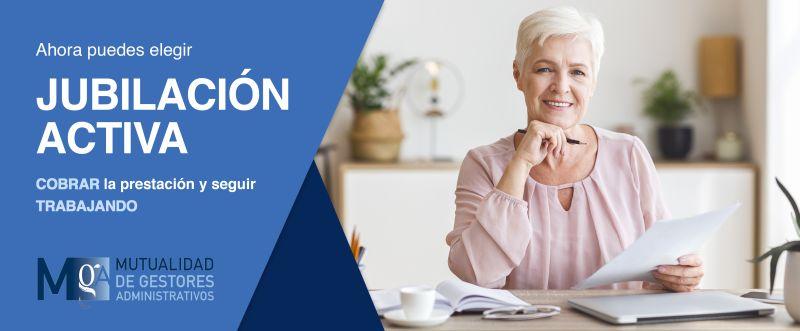 Desde el 1 de octubre se puede solicitar la jubilación activa