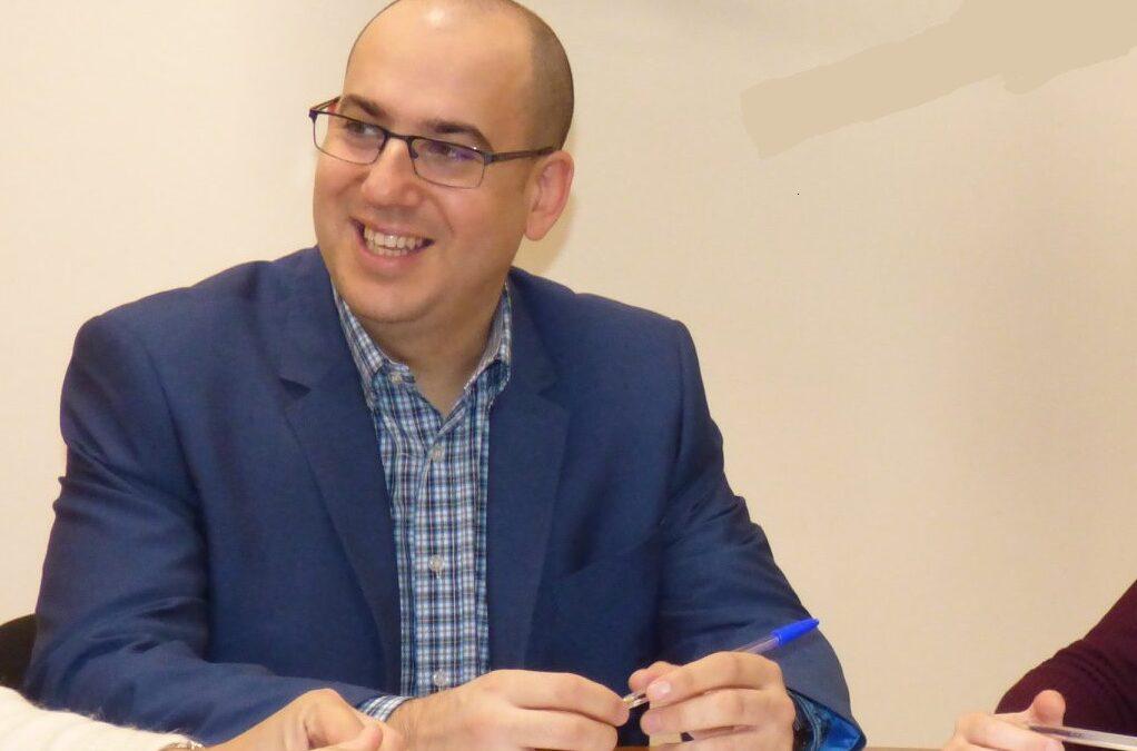 DANIEL MELCHOR, NUEVO REPRESENTANTE DE LA MUTUALIDAD EN EXTREMADURA