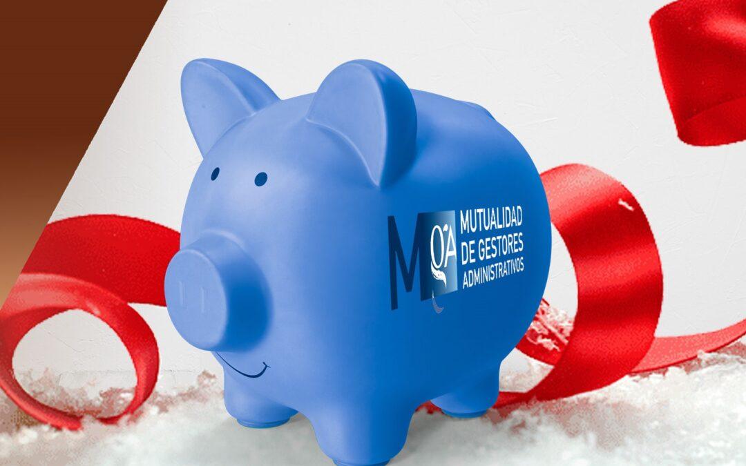 Aprovecha la campaña de Navidad de la Mutualidad de Gestores Administrativos