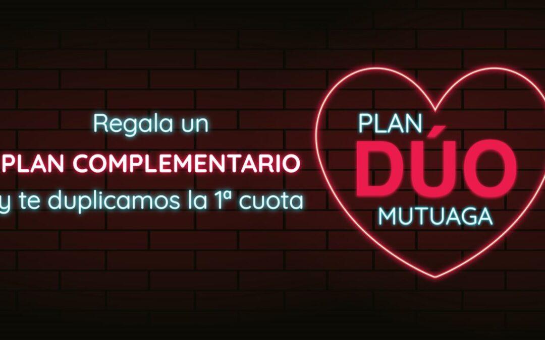 Promoción del Plan Dúo hasta el 31 de mayo: duplicamos la primera cuota