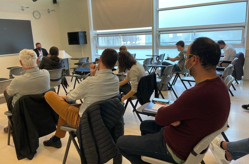La Universidad de Girona imparte por primera vez el Máster en Gestión Administrativa